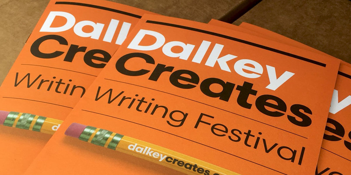 Dalkey Creates Writing Festival