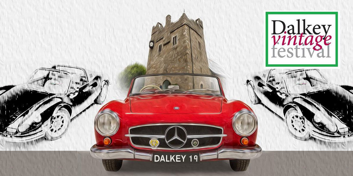 Dalkey Vintage and Classic Car Festival