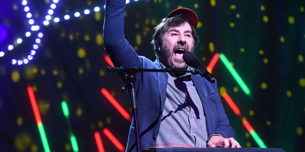 David O'Doherty – You Have To Laugh