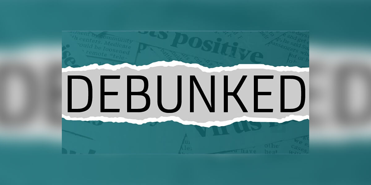 Debunked – How to Tell Fact From Fiction
