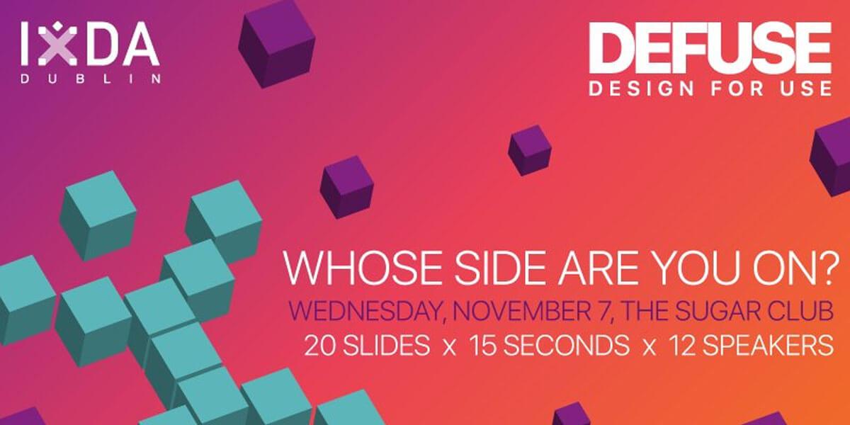 Defuse – Design For Use