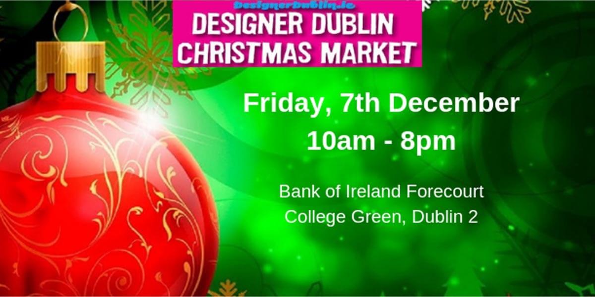 Designer Dublin Christmas Market