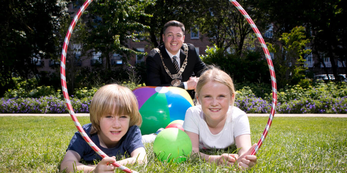 National Play Day – Double Bubble Play Festival