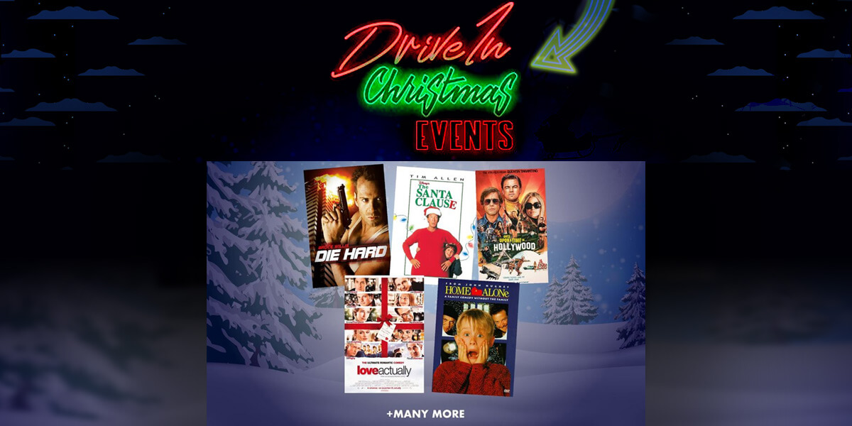 Drive In Christmas Movies at Pavilions Shopping Centre, Swords