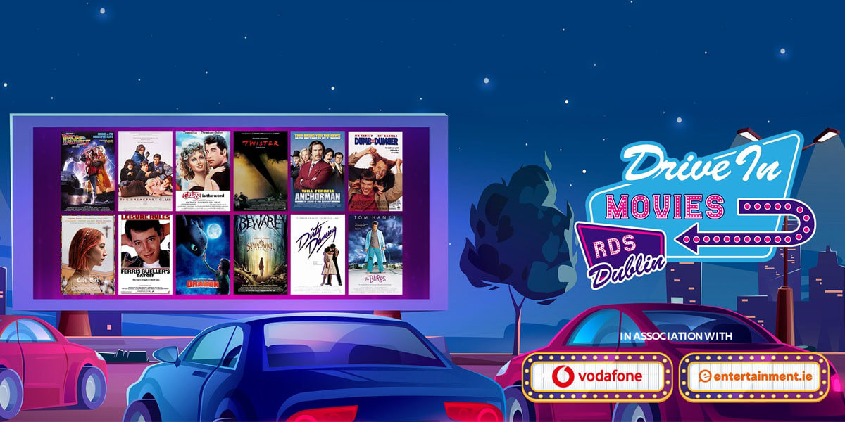 Drive in Movies @ RDS Dublin