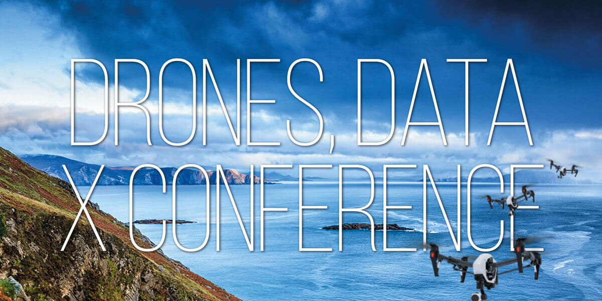 Drones Data X Conference