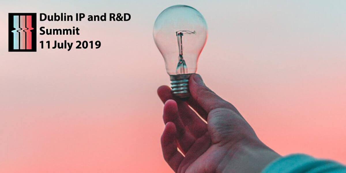 Dublin IP and R&D Summit