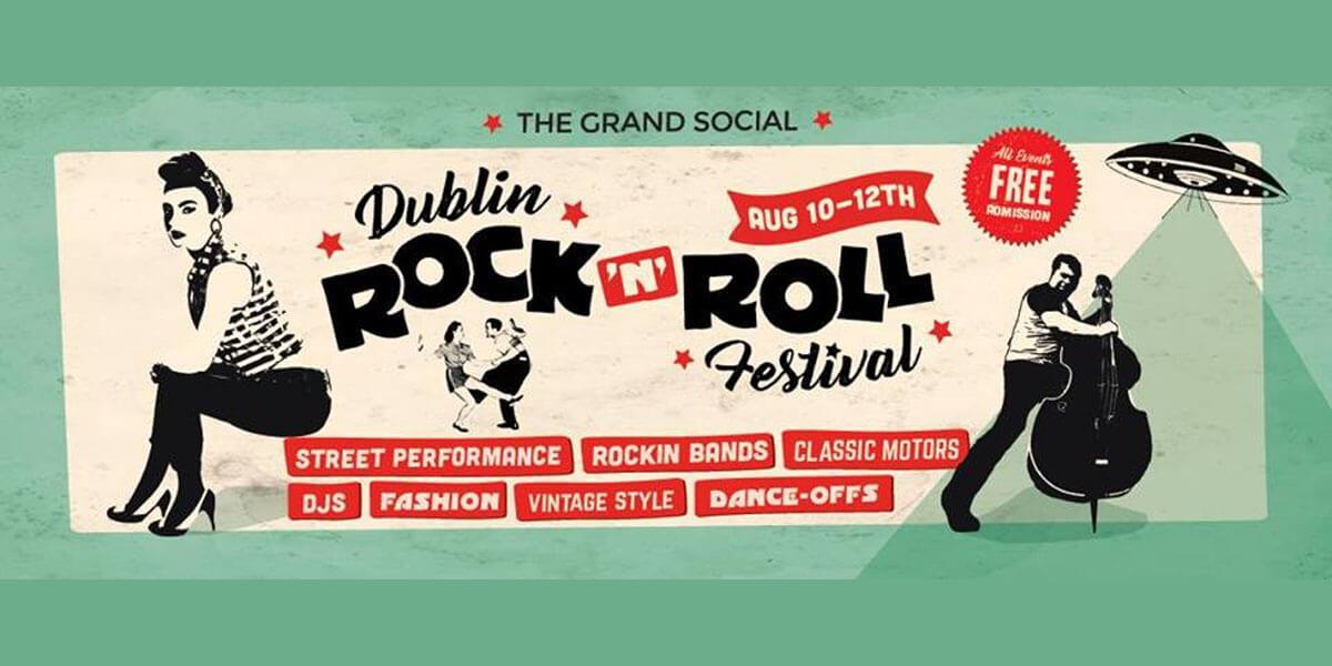 Dublin Rock-N-Roll Festival