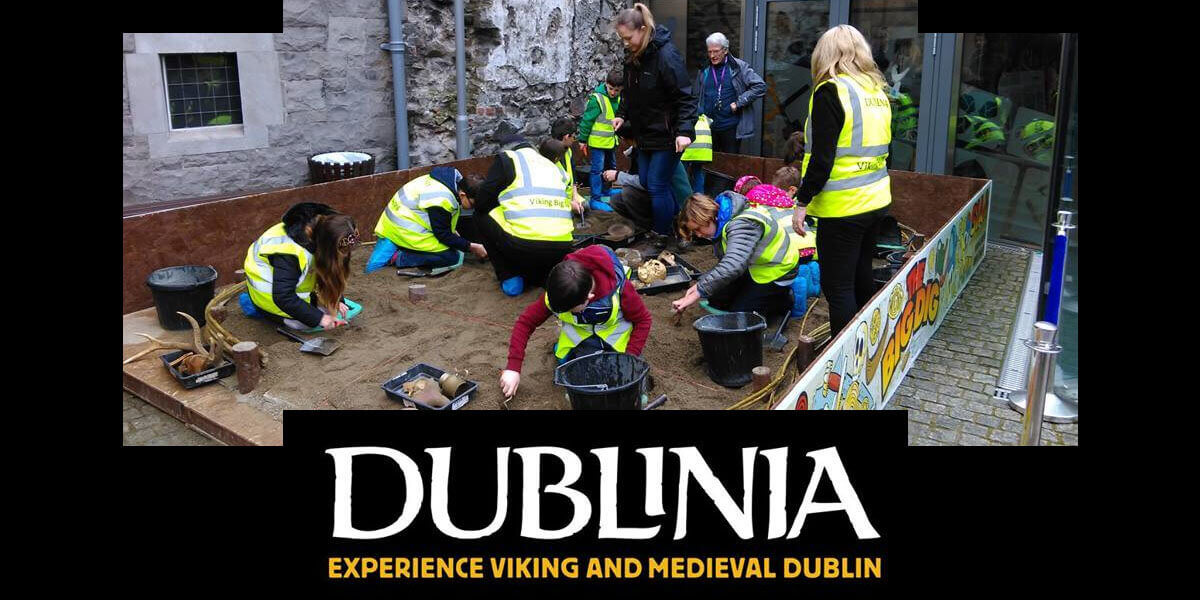 Dublinia Big Dig