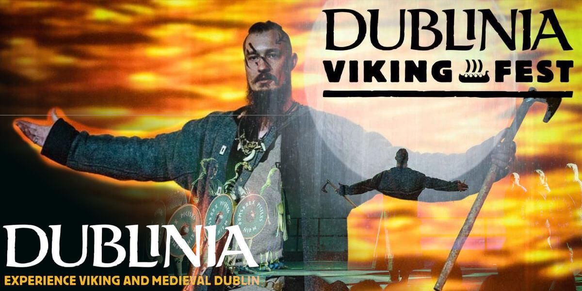 Dublinia Viking Fest 2018