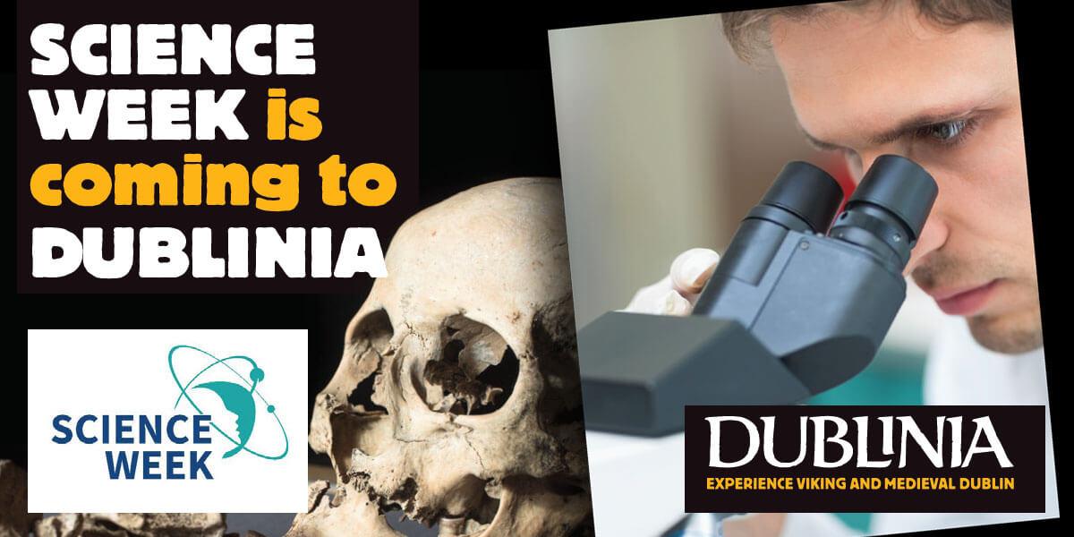 Dublinia-Science Week 2017