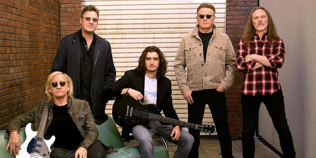 Eagles – European Tour