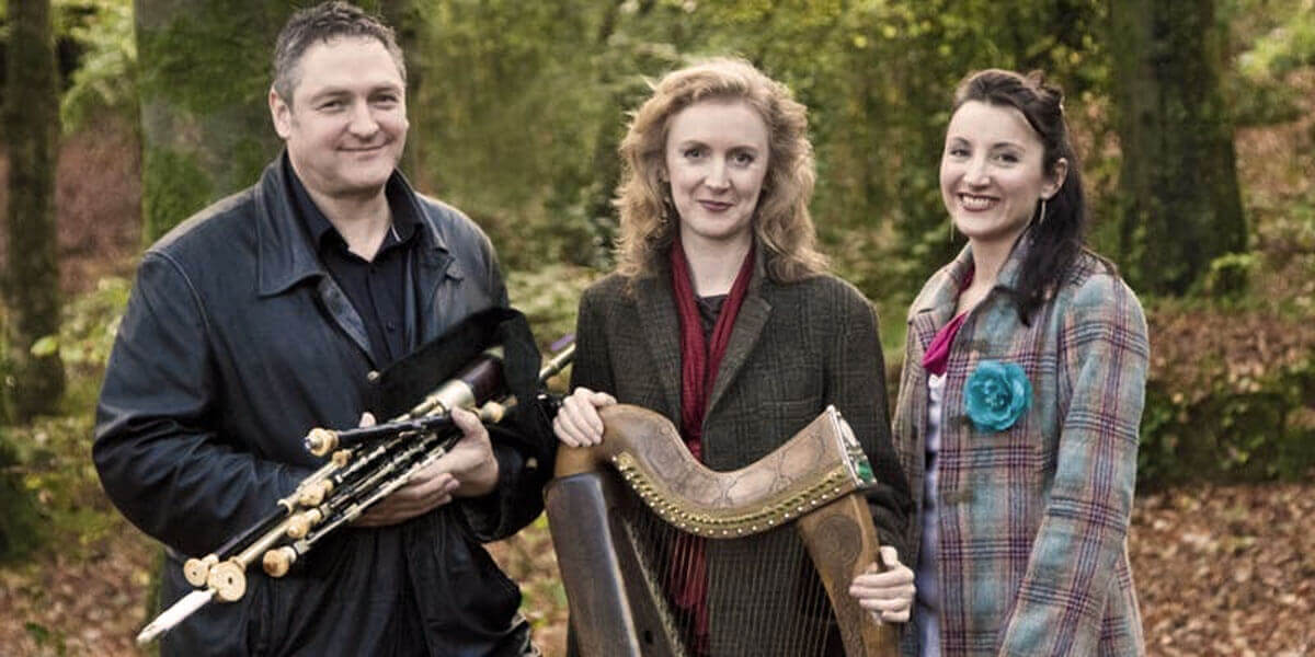 Sounds of Early Ireland – Elsafty, Armstrong & Browne