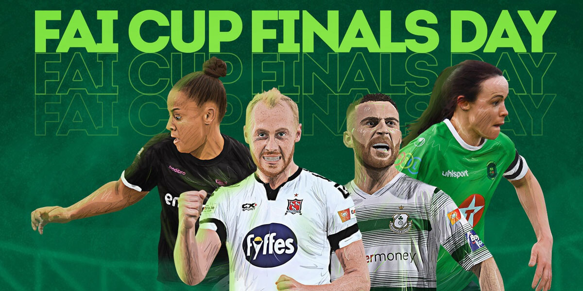 FAI Cup Finals Day