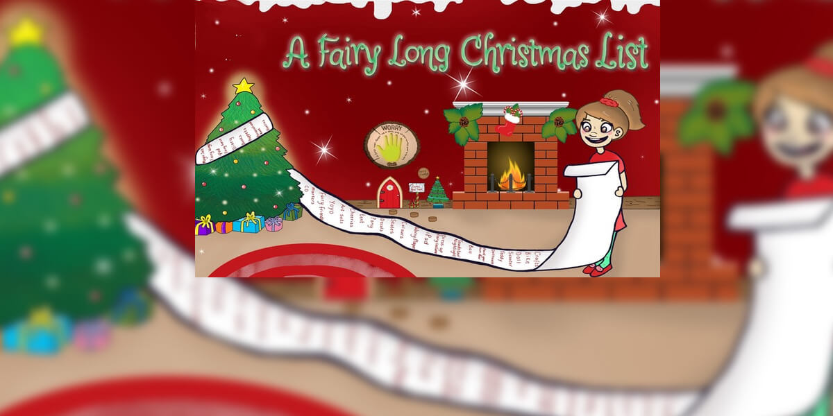 """""""A Fairy Long Christmas List"""""""