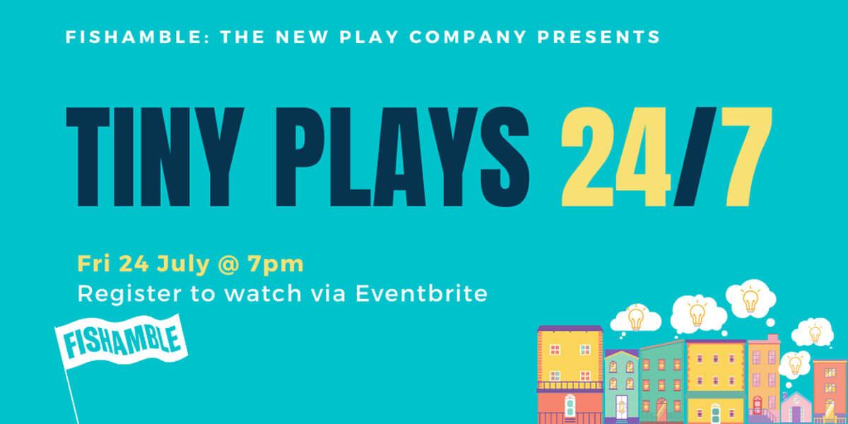 Tiny Plays 24/7