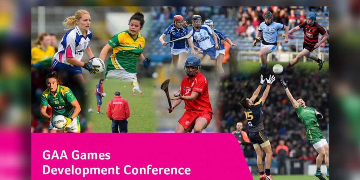 GAA Games Development Conference