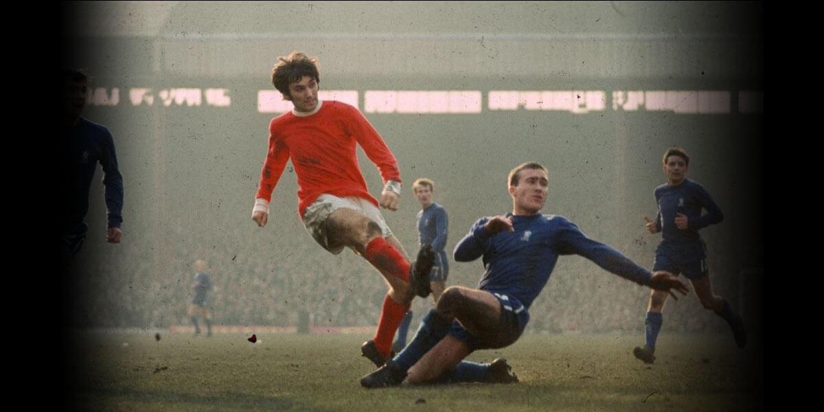 George Best in Dalymount: Football As Never Before