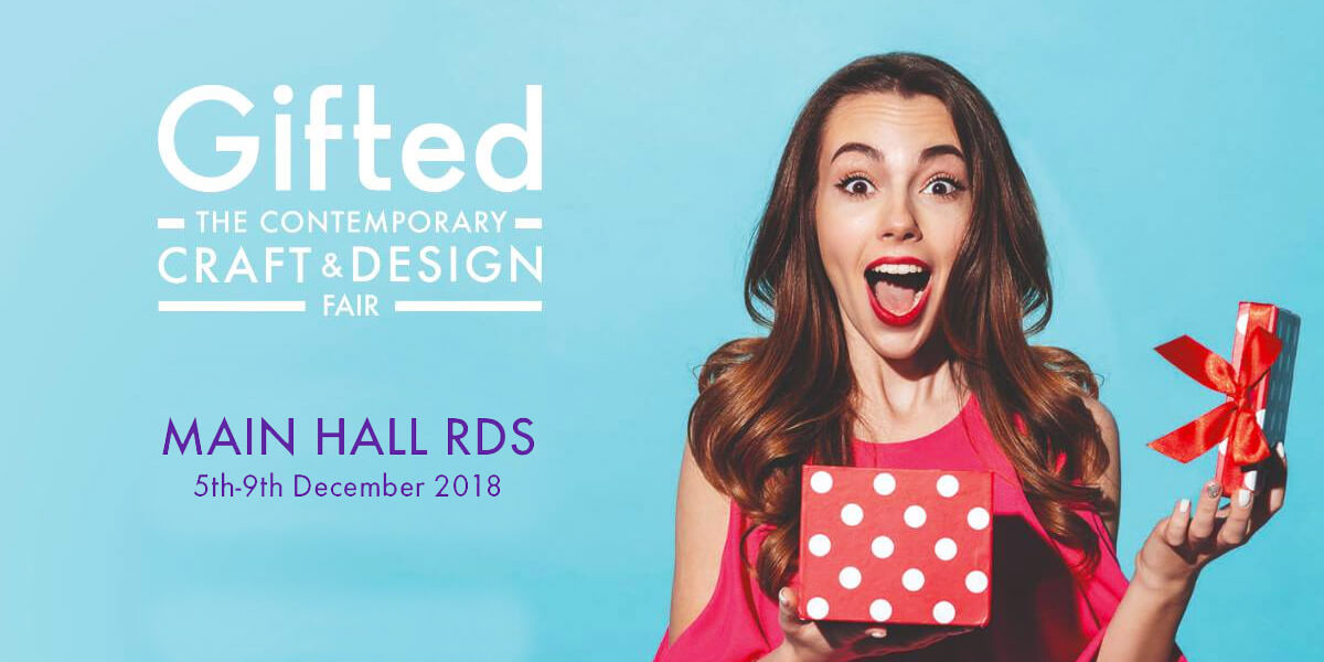 Gifted – The Contemporary Craft & Design Fair
