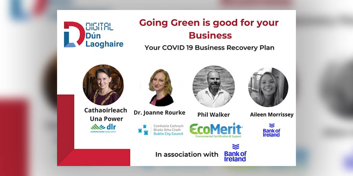 Going Green is good for your Business
