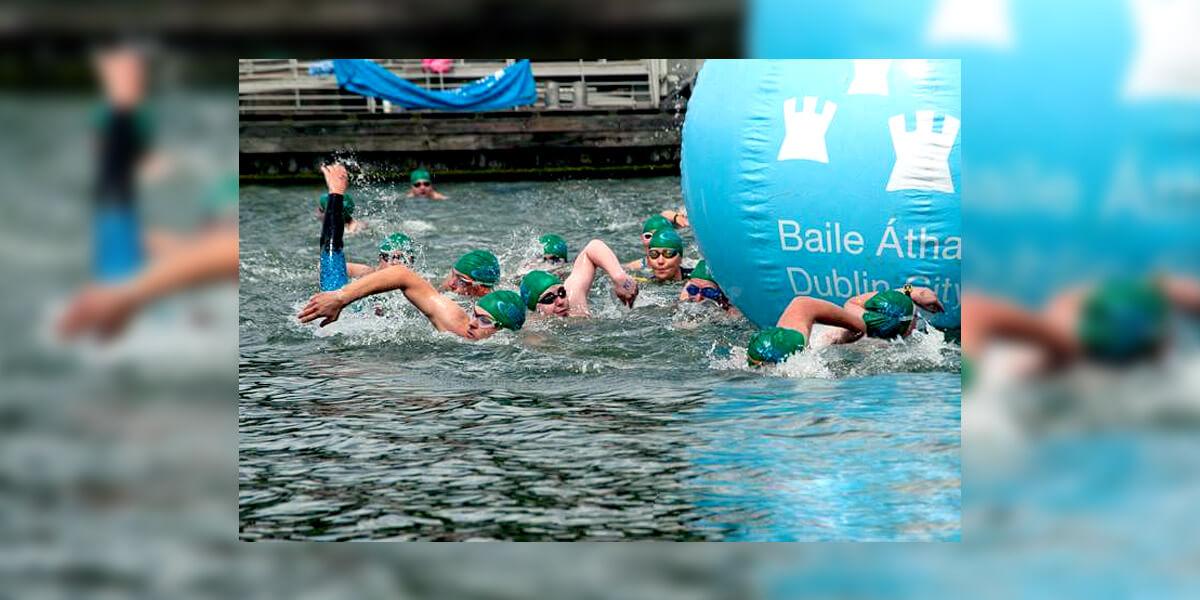 The Grand Dublin Swim