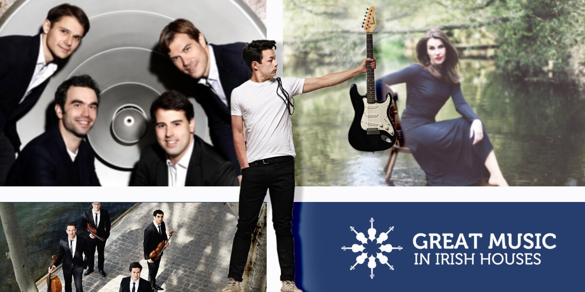 The Great Music in Irish Houses Festival