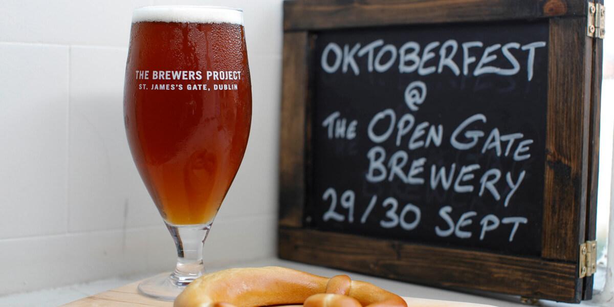 Oktoberfest @ The Open Gate Brewery