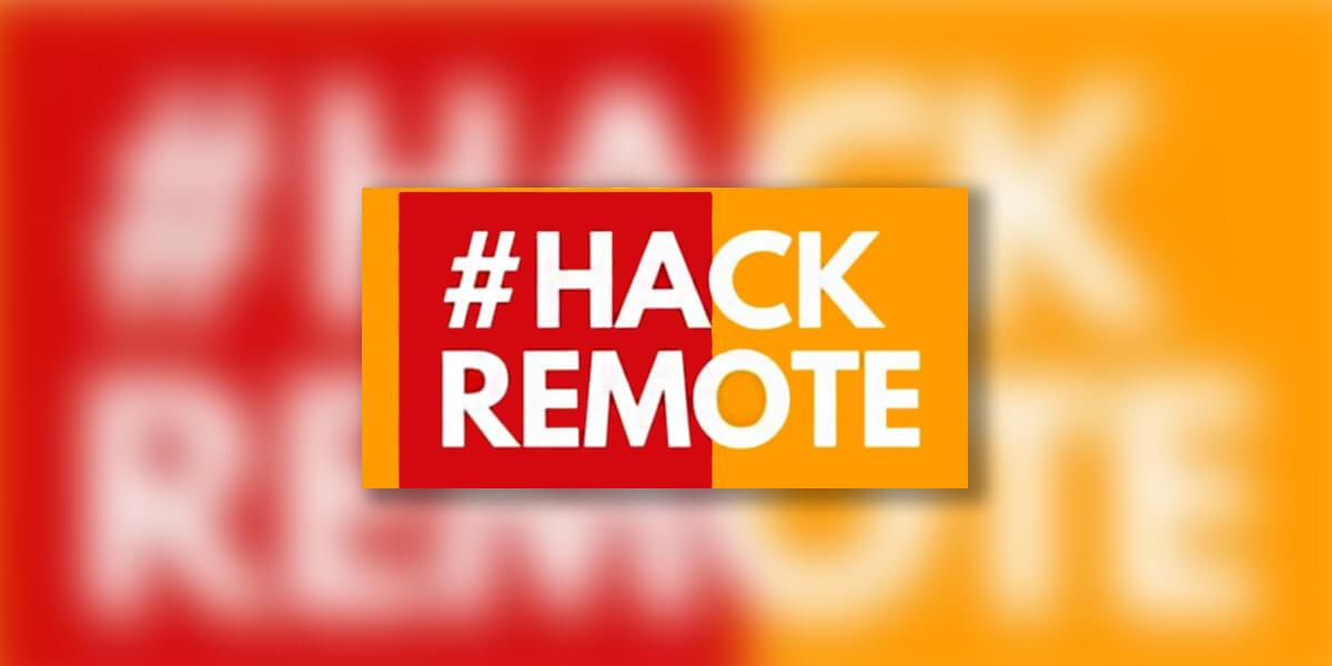 #HackRemote Hackathon