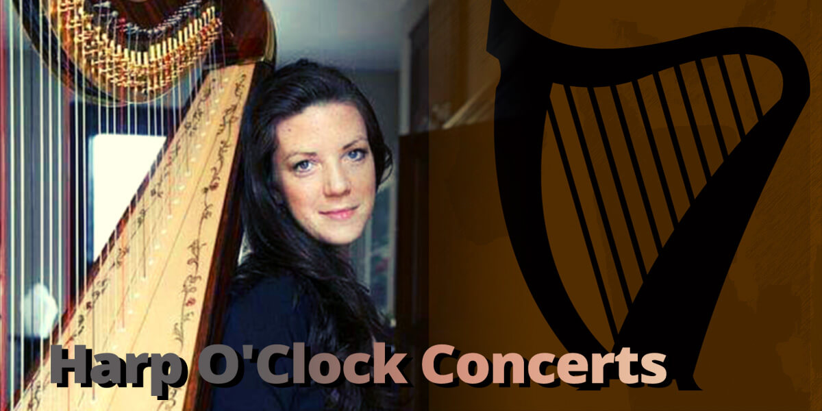 Harp O'Clock Concerts with Aisling Ennis