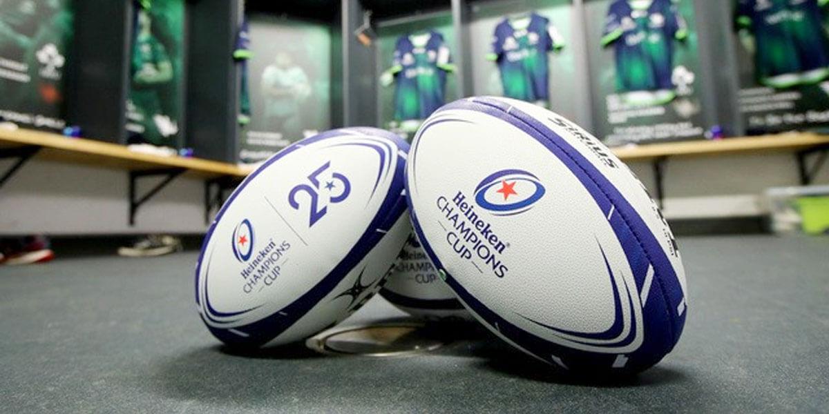 Heineken Champions Cup – Leinster Rugby vs Lyon