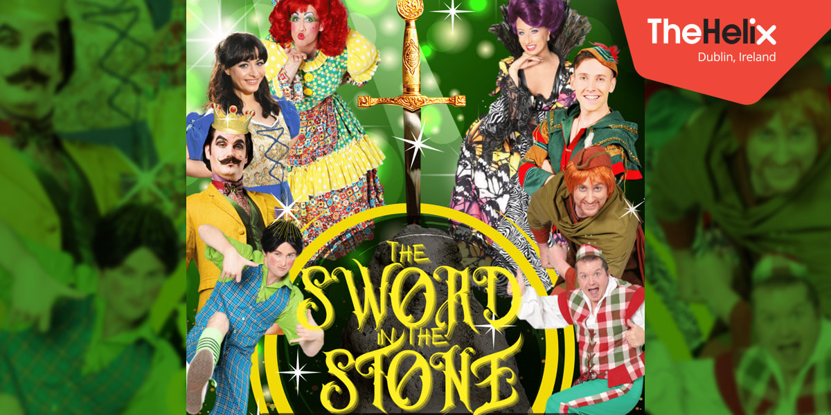 The Helix Panto Online: The Sword in the Stone