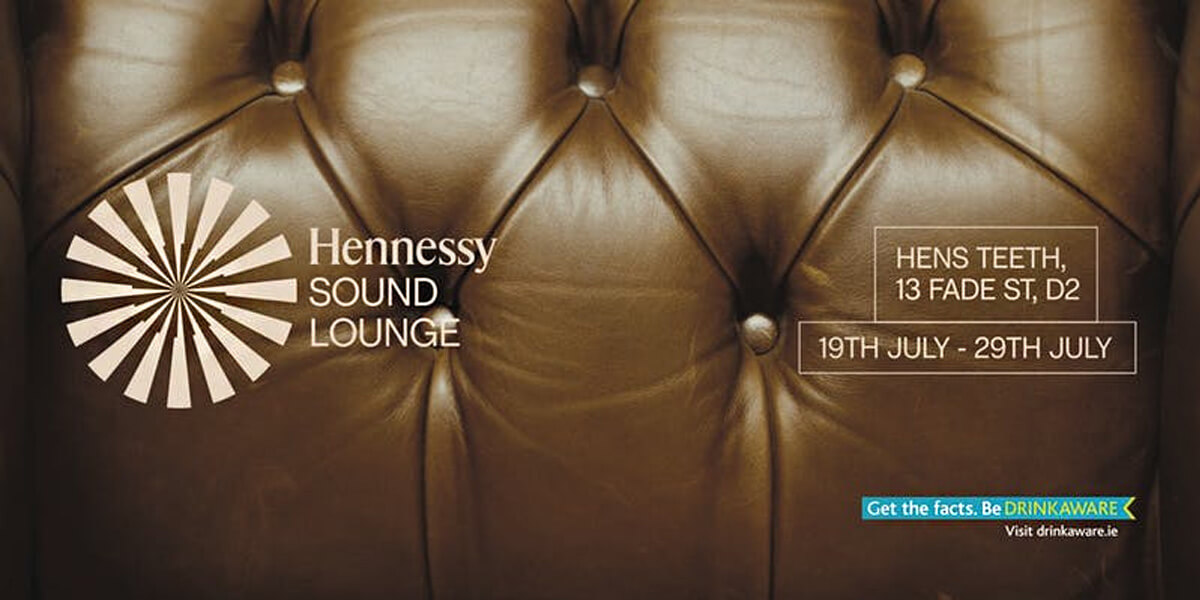 Hennessy Sound Lounge | An Autobiographical Journey Through Sound