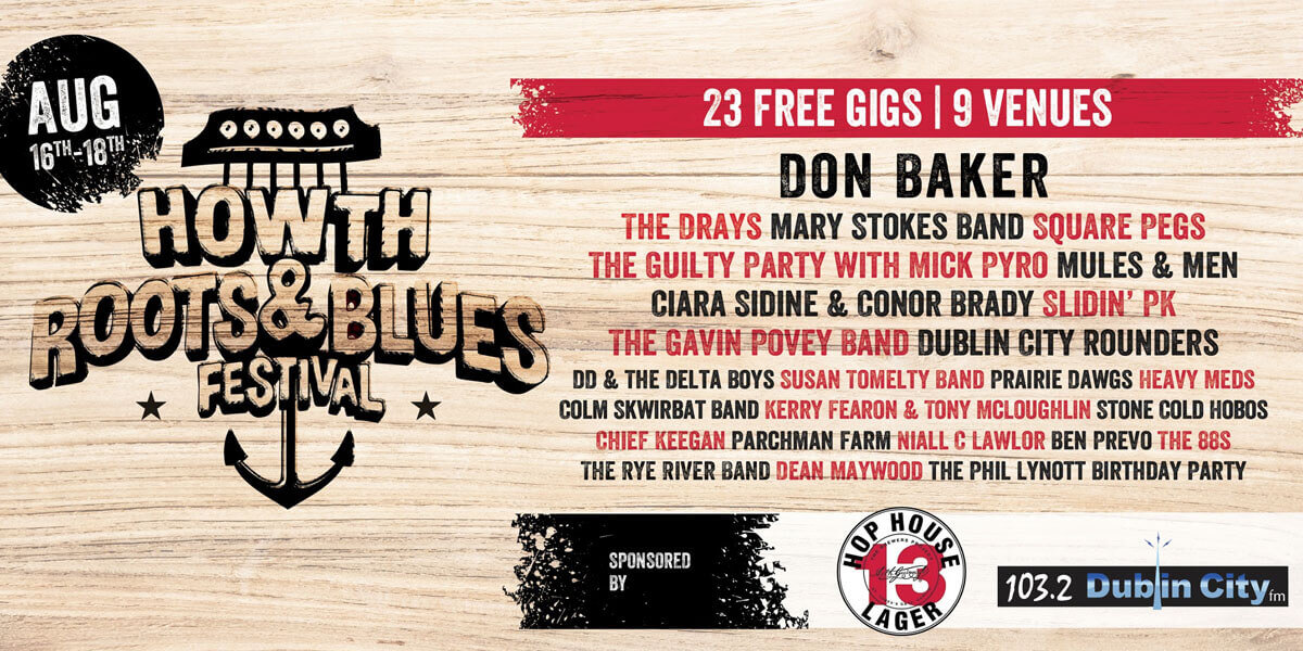 Howth Roots & Blues Festival