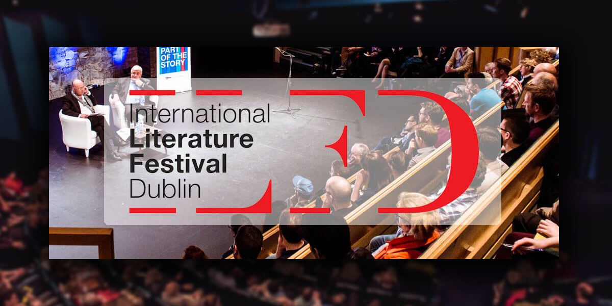 International Literature Festival Dublin is Ireland's premier literary event, and gathers the world's finest writers in the 'City of Words'.