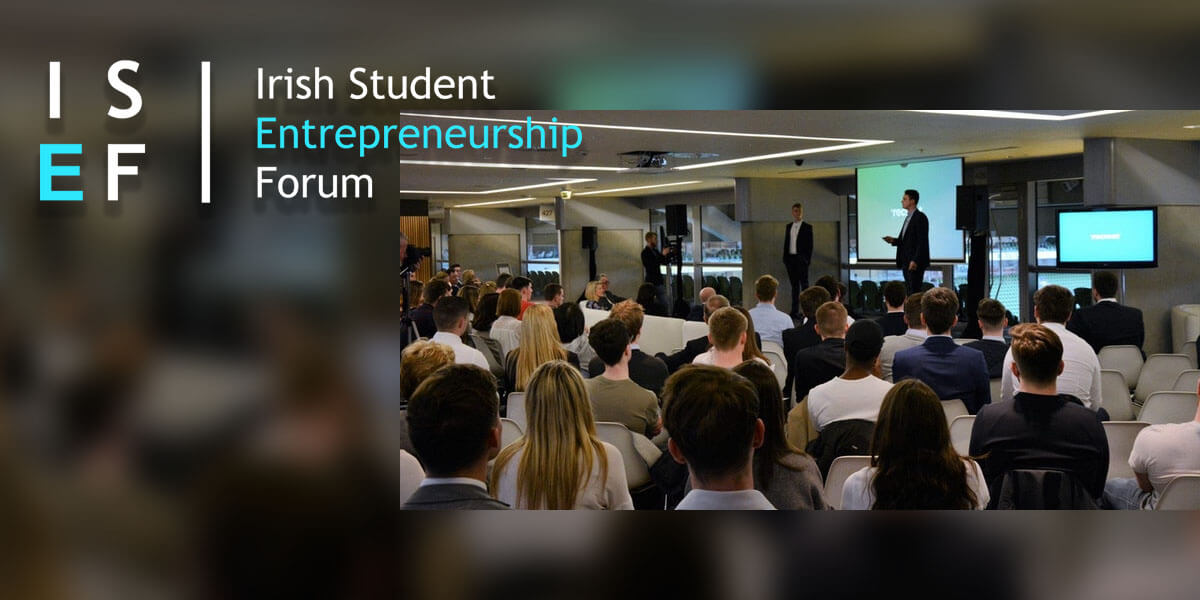 Irish Student Entrepreneurship Forum