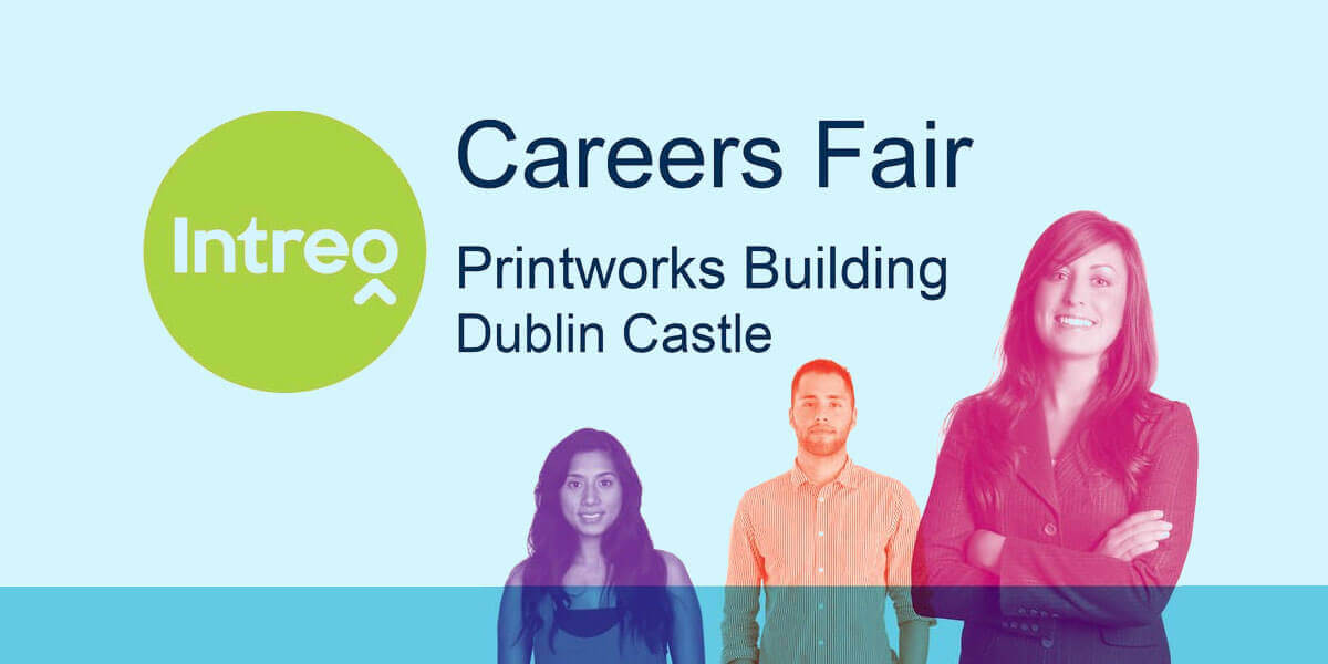 Dublin Intreo Careers Fair 2019