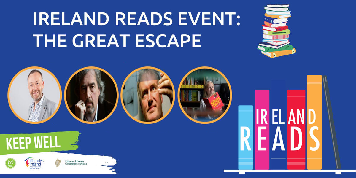 Ireland Reads: The Great Escape!