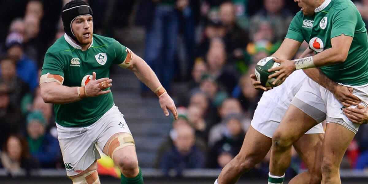 Guinness Series 2018 Ireland vs USA