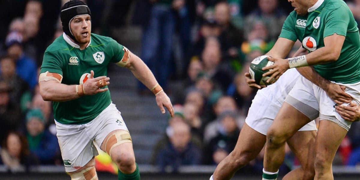 6 Nations Championship – Ireland vs England