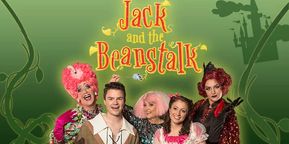 Civic Theatre Panto | Jack and the Beanstalk