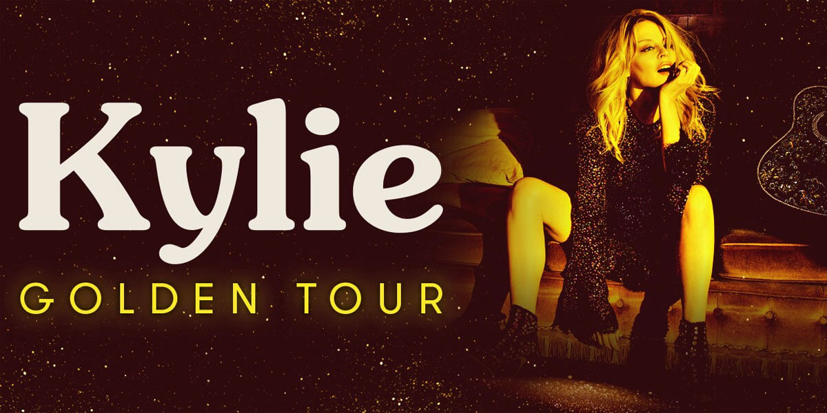 Kylie | Golden Tour