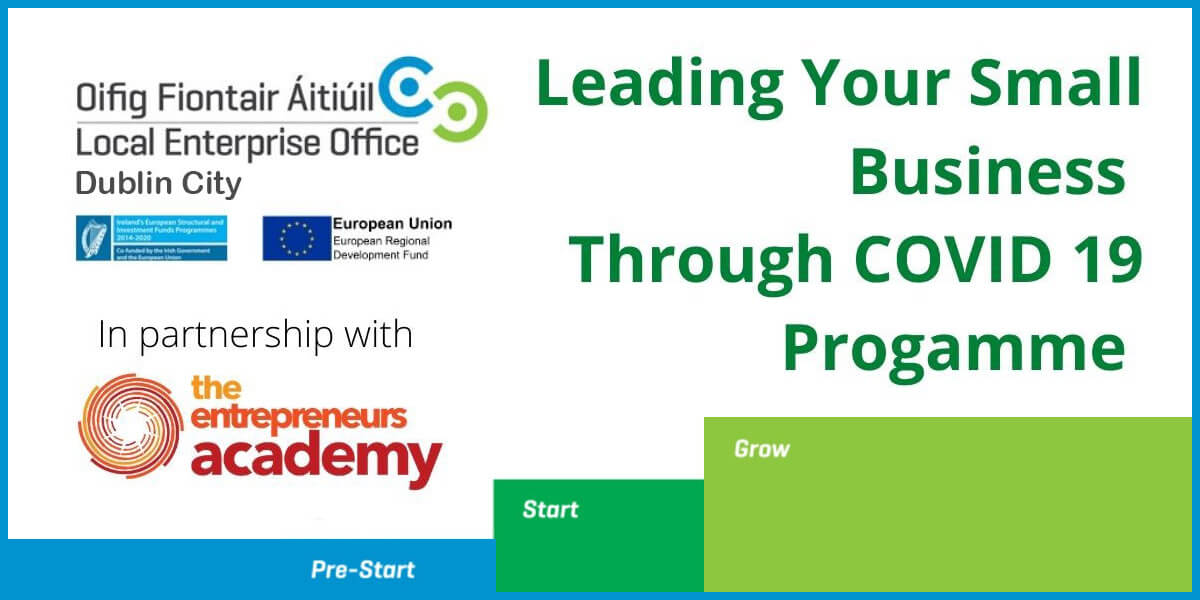 LEO Dublin City-Leading your small business through COVID-19