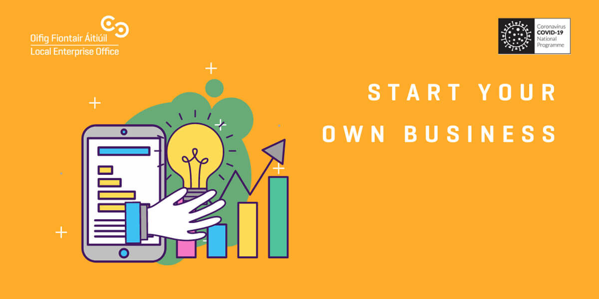LEO Fingal – Start Your Own Business