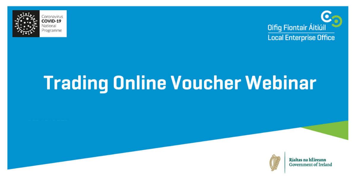 LEO Fingal – Trading Online Voucher Webinar