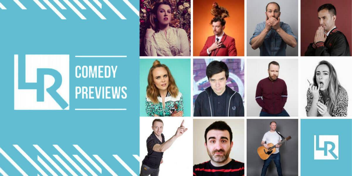 Edinburgh Comedy Previews