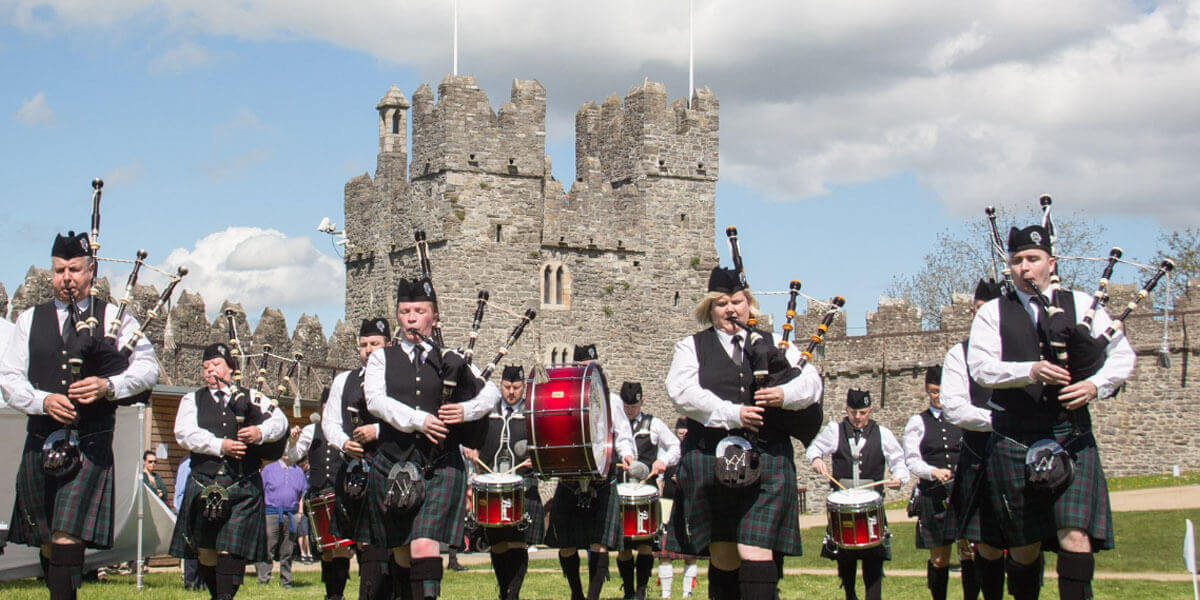 Leinster Pipe Band Championships