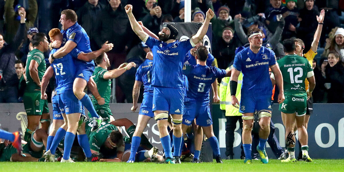 Guinness PRO14 – Leinster Rugby vs Munster Rugby