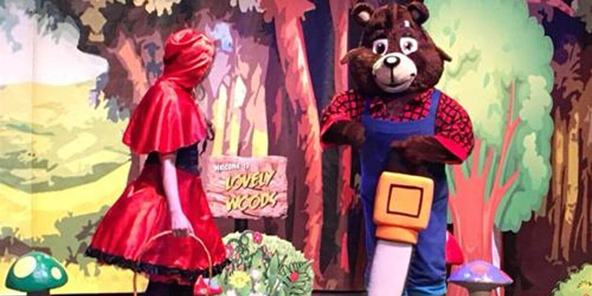 Little Red Riding Hood & The Silly Billy Wolf