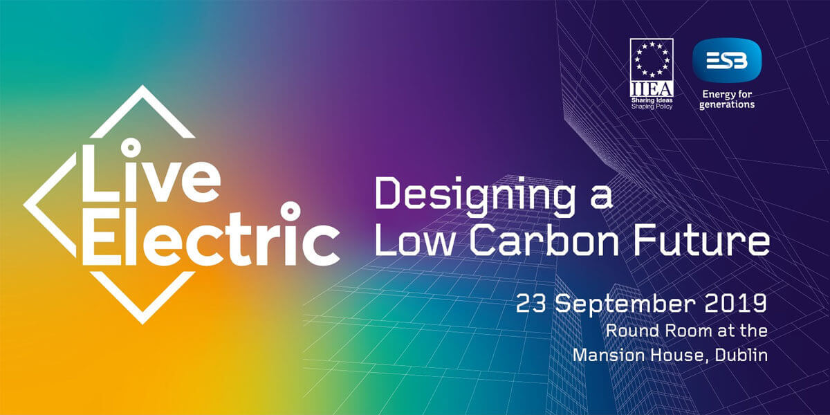 Live Electric – Designing a Low Carbon Future