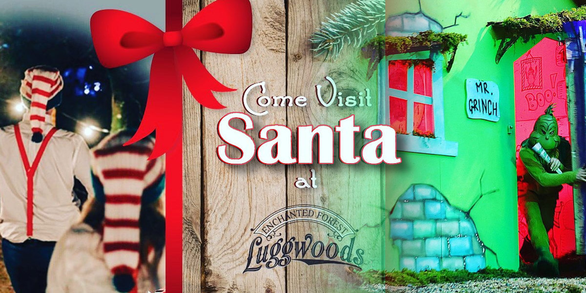 Santa's Enchanted Forest @ Luggwoods